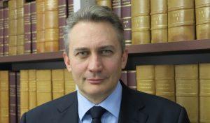 Me Nicolas Courtier, représentant de l'AFDIT